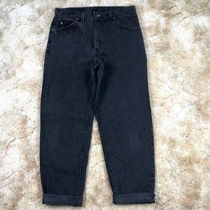 Levi's Jeans - RARE! Levi's 550 Orange Tab High Waisted Mom Jeans